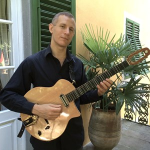 Reno Jazz Guitarist | Seth Greenberg
