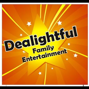 Grand Terrace Clown | Dealightful Family Entertainment