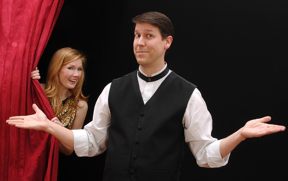 Corporate Comedian Magician... Mark Robinson - Clean Comedian - Dallas, TX
