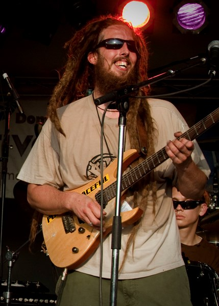 "Wylie ""Crazy Horse"" Jones - Reggae Band - Evergreen, CO"