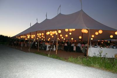 Zephyr Tents | Berkeley, CA | Wedding Tent Rentals | Photo #1