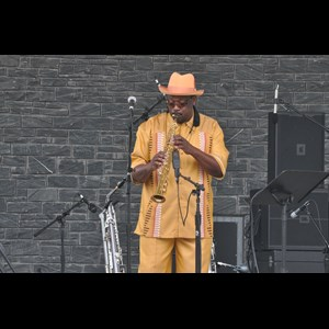Brown City Saxophonist | Andrew Waters