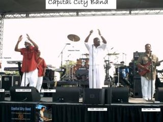 Capital City Band - R&B Band - Sacramento, CA
