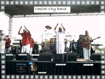 Capital City Band | Sacramento, CA | R&B Band | Photo #3