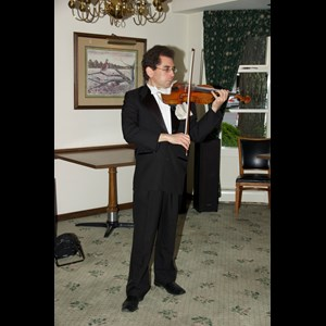 Clay City Violinist | Slava Gelfand