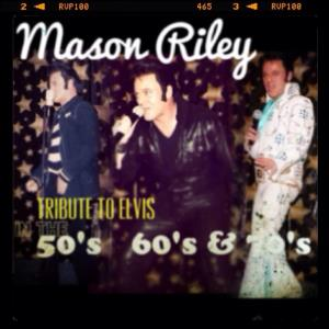 Mason Riley - Elvis Impersonator - Englewood, OH