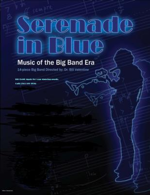Serenade in Blue Big Band  | Denver, CO | Swing Band | Photo #2