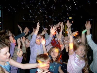 Детский праздник с дискотекой организация детских праздников Центральная улица (поселок Киевский)