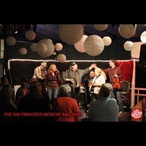 Oakland Variety Band | Medicine Ball Music
