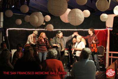 Medicine Ball Music  | Oakland, CA | Variety Band | Photo #1