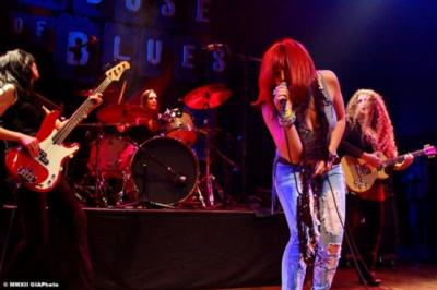 Lady Zep All Female Tribute | Glendale, CA | Led Zeppelin Tribute Band | Photo #1