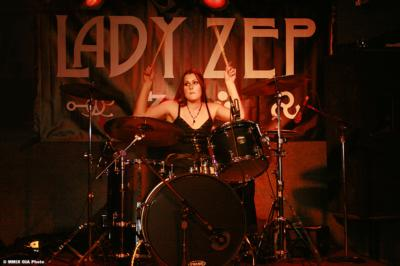 Lady Zep All Female Tribute | Glendale, CA | Led Zeppelin Tribute Band | Photo #4