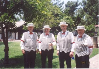 Barbershop Quartets USA | Las Vegas, NV | Barbershop Quartet | Photo #4
