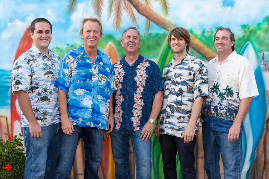 Woodie & The Longboards: Beach Boys/Beatles/Eagles - Beach Boys Tribute Band - Riverside, CA