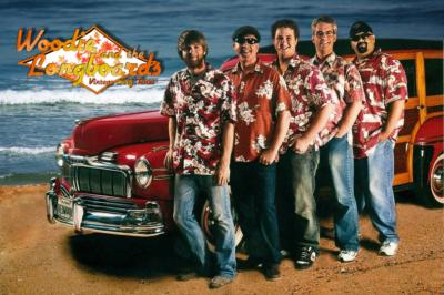 Woodie & The Longboards: Beach Boys Tribute | Riverside, CA | Beach Boys Tribute Band | Photo #2