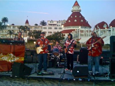 Woodie & The Longboards: Beach Boys Tribute | Riverside, CA | Beach Boys Tribute Band | Photo #3
