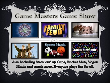 Harris Kal's Gamemaster Show - Interactive Game Show Host - Vernon Hills, IL