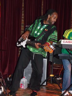 Elisha Israel & AZ-ONE | Kansas City, MO | Reggae Band | Photo #1