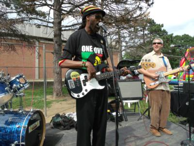 Elisha Israel & AZ-ONE | Kansas City, MO | Reggae Band | Photo #6