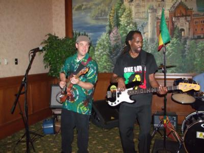 Elisha Israel & AZ-ONE | Kansas City, MO | Reggae Band | Photo #2