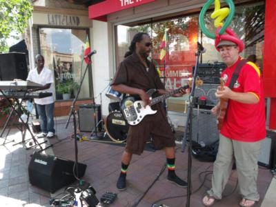 Elisha Israel & AZ-ONE | Kansas City, MO | Reggae Band | Photo #8