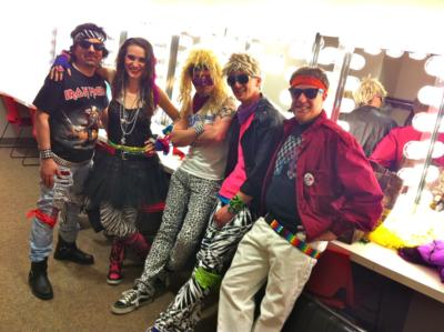 The Ronald Reagans Big 80's Show Tribute | New York, NY | 80s Band | Photo #22