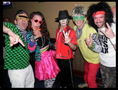 The Ronald Reagans Big 80's Show Tribute | New York, NY | 80s Band | Photo #24