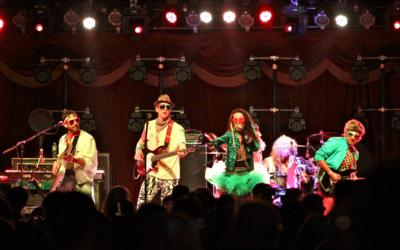 The Ronald Reagans Big 80's Show Tribute | New York, NY | 80s Band | Photo #7