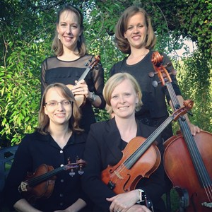 Mascot String Quartet | The Southern Maryland String Quartet