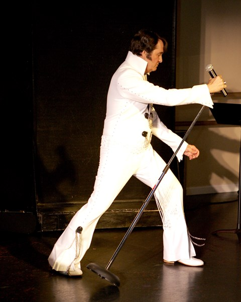 Cliff E - Elvis Impersonator - Atlanta, GA