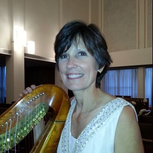 Wichita Harpist | Maia Wright Jourde