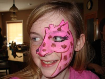 Giggles Faces N Glitter | Edmonton, AB | Face Painting | Photo #20