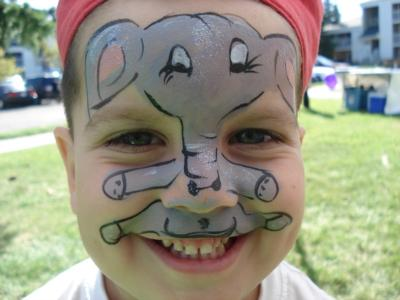 Giggles Faces N Glitter | Edmonton, AB | Face Painting | Photo #19