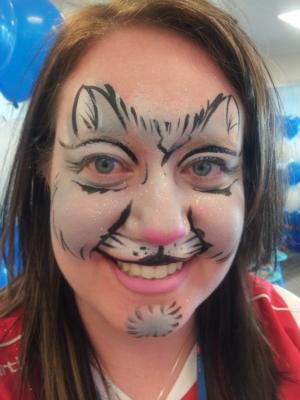 Giggles Faces N Glitter | Edmonton, AB | Face Painting | Photo #7