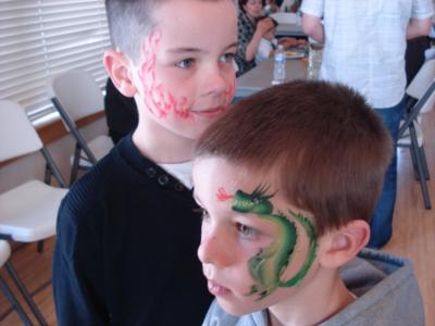 Giggles Faces N Glitter | Edmonton, AB | Face Painting | Photo #18