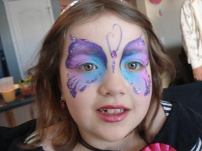 Giggles Faces N Glitter | Edmonton, AB | Face Painting | Photo #17