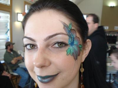 Giggles Faces N Glitter | Edmonton, AB | Face Painting | Photo #15
