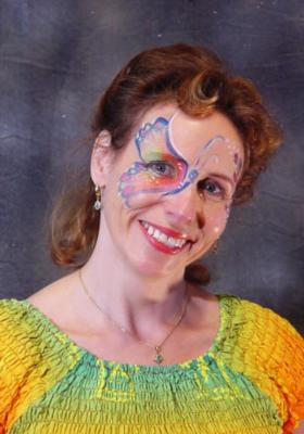 Giggles Faces N Glitter | Edmonton, AB | Face Painting | Photo #1