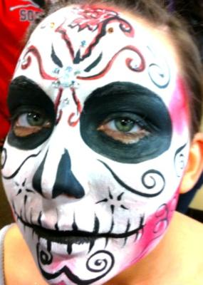 Wink Productions | Chicago, IL | Face Painting | Photo #13