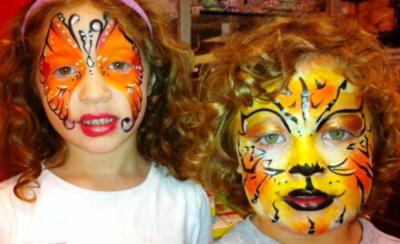 Wink Productions | Chicago, IL | Face Painting | Photo #4