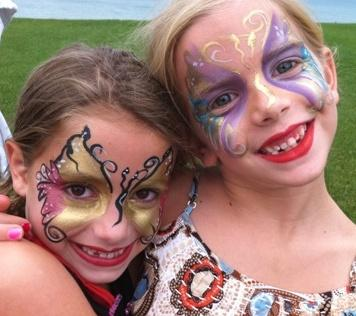 Wink Productions | Chicago, IL | Face Painting | Photo #1