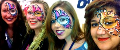 Wink Productions | Chicago, IL | Face Painting | Photo #2
