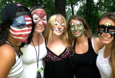 Wink Productions | Chicago, IL | Face Painting | Photo #8