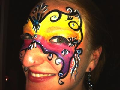 Wink Productions | Palatine, IL | Face Painting | Photo #15