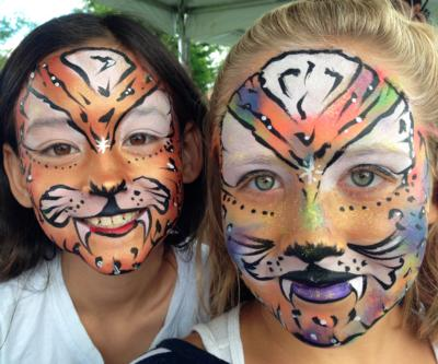 Wink Productions | Chicago, IL | Face Painting | Photo #5