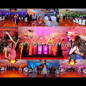 NJ Bilingual Latin DJ - Fabrika Latina Productions - Latin DJ - Newark, NJ