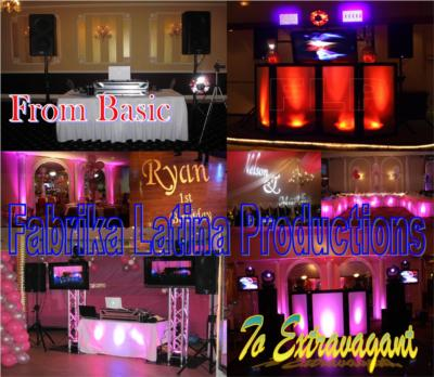 NJ Bilingual Latin DJ - Fabrika Latina Productions | Newark, NJ | Latin DJ | Photo #1