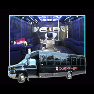 Arlington Party Bus | Chariots For Hire