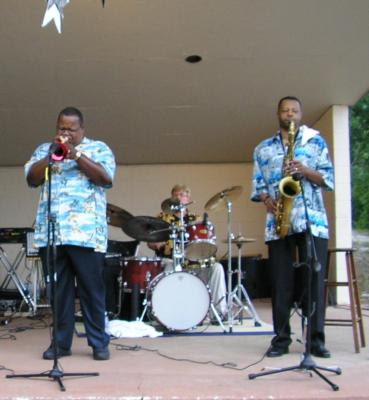 Mike Edwards Music | Glassboro, NJ | Jazz Band | Photo #2