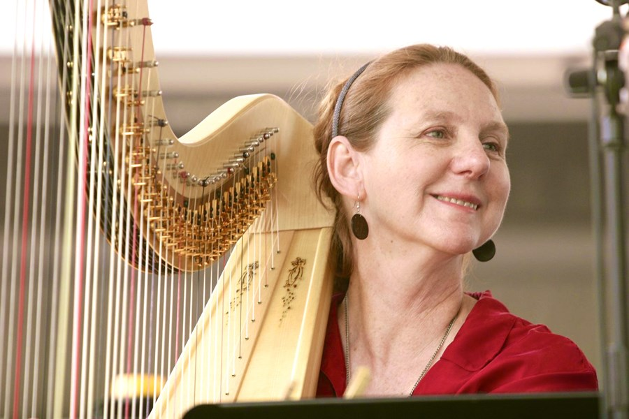 Patrice Fisher - Classical Harpist - New Orleans, LA